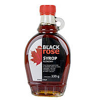"Кленовый сироп ""Black Rose"" 330 г (250 мл), Канада"