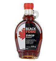Кленовый сироп Black rose, 330 g Канада