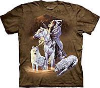3D футболка мужская The Mountain р.XL 60-62 RU футболки 3д (Охотник)