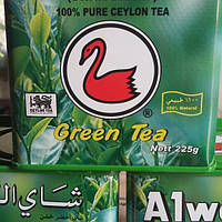 Зеленый цейлонский  чай Alwazah Tea 225 гр