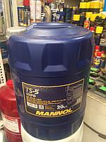 Масло моторное полусинтетическое для грузовиков MANNOL TS-5 TRUCK SPECIAL UHPD SAE 10W-40 20л, фото 1