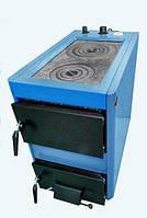 Твердопаливний котел HOTT АОТВ-18-22 П (с плитою 2 конфорки), фото 1