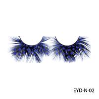 Ресницы декоративные накладные Lady Victory EYD-08 (EYD-N-02)