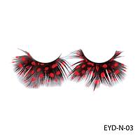 Ресницы декоративные накладные Lady Victory EYD-09 (EYD-16)