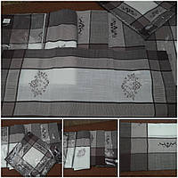 Полотенце кухонное из льна, 40х90 см., 130/115 (цена за 1 шт. + 15 гр.)