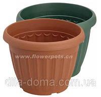 Горшок  для цветов пластиковый, диаметр -46 см,2011