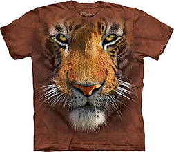 3D футболка мужская The Mountain р.M 48-50 RU футболки мужские с 3д рисунком (Тигр)