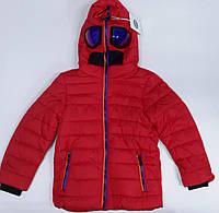 Детская, подростковая куртка  демисезонная для мальчиков. ТМ Glo-story Венгрия. Рост 146-164