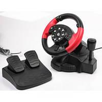 Игровой руль с педалями Gembird STR-MV-02