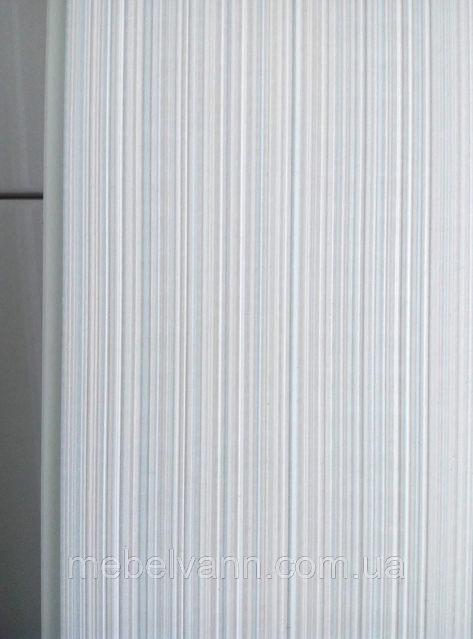 Панель ПВХ Decomax ламинированная  0,25*2.7*0,008 (Грей рипс)