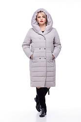 Зимнее пальто Ким Разные цвета