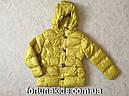 Куртки для девочек на флисе GLO-STORY 134/140-170 р.р.