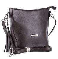 Женская сумка клатч W707  brown.Купить сумки клатчи оптом и в розницу дёшево в Украине.