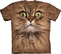 3D футболка мужская The Mountain р.2XL 62-64 RU футболки 3д (Большой Кот)