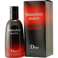 Мужская туалетная вода Christian Dior Fahrenheit Absolute