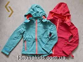 Термокуртки на флисовой подкладке для девочек GLO-STORY 134-164  р.р