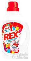 Гель для стирки Rex автомат Колор Цветущая Сакура, 1,32 л, 20 циклов стирки