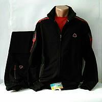 Мужской спортивный трикотажный костюм Турция-Соккер, размеры 46, 48, 50, 52, 54.