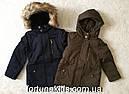 Куртки-парки демисезонные для девочек Glo-Story 92/98-128 р.р.