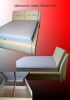"""Двоспальне ліжко """"Віолетта"""", фото 1"""