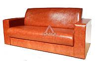 """Двухместный диван """"Кардинал"""" в искусственной коже от мебельной фабрики"""