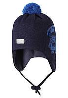 Зимняя шапка для мальчика Lassie by Reima 718725-6960. Размер S., фото 1