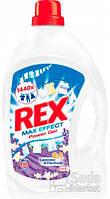Гель для стирки Rex с ароматом Лаванды и Пачули, 3,96 л, 60 циклов стирки