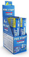 Olimp Fire Start Energy Gel+Caffeine 20 sachets x 36g
