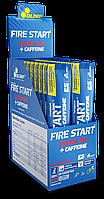 Olimp Fire Start Energy Gel+Caffeine 20 sachets x 36g