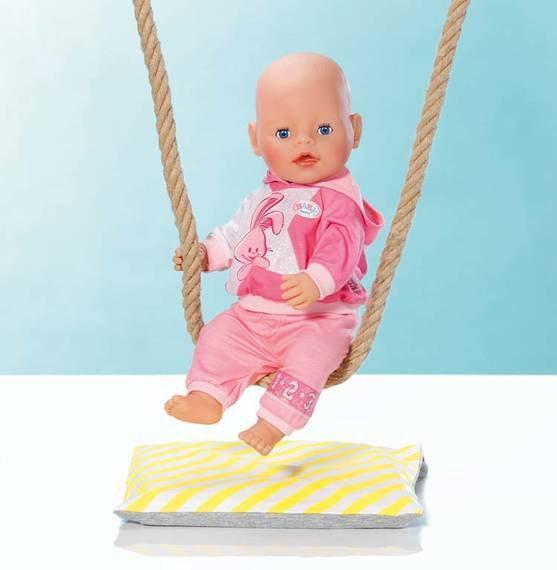 Набор одежды для куклы Zapf Baby Born Спортивная малышка Зайчик 821374 -  Интернет-магазин