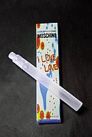 Мини парфюм Moschino I Love Love в ручке 10 ml