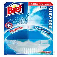 Средство для туалета Bref дуо актив Океан с корзинкой, 50 мл