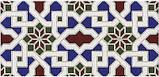 Плитка марокканская Zócalos Alhambra, фото 2