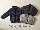 Демисезонные куртки для мальчиков GLO-STORY 98-128 р.р