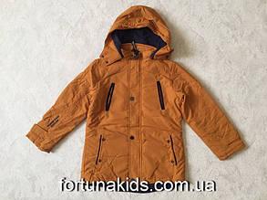 Демисезонные куртки для мальчиков Grace 116-146 р.р.