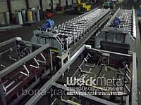 Оборудование для изготовления профнастила С-8