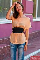 Шифоновая блуза иг40, фото 1