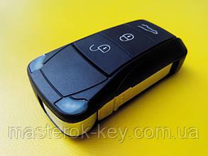 Заготовка выкидного ключа Porsche #292