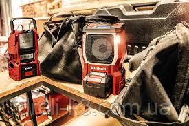 Радіо акумуляторне Einhell TE-CR 18 Li - Solo