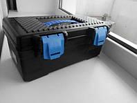 Ящик для инструмента из ударопрочного пластика 12 дюймов