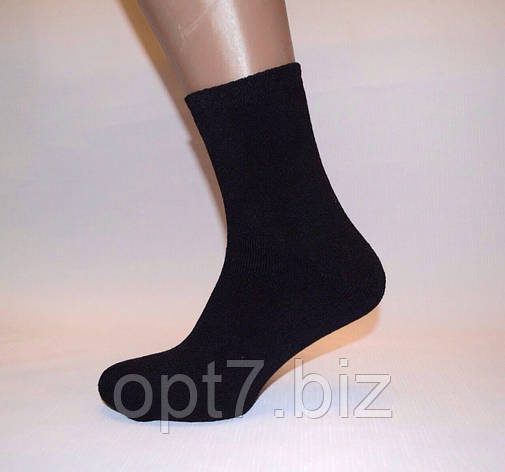 Махровые носки 35-41 Хлопок , фото 2