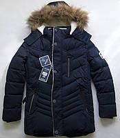 Зимняя куртка на мальчика, рост 140 - 164