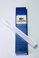 Мини парфюм Lacoste Essential Sport в ручке 10 ml (реплика)