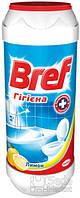 """Порошок для чистки кухонных поверхностей Bref """"с Активным хлором"""" Лимон, 500 г (9000100245845)"""