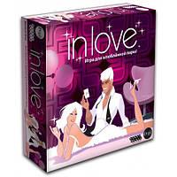 In LOVE настольная игра, для пары, романтика