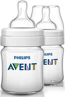 Бутылочка для кормления Philips Avent Classic SCF560/27, 2x125 мл (SCF560/27)