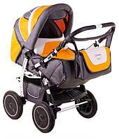 Детская коляска-трансформер Adamex Young 404P