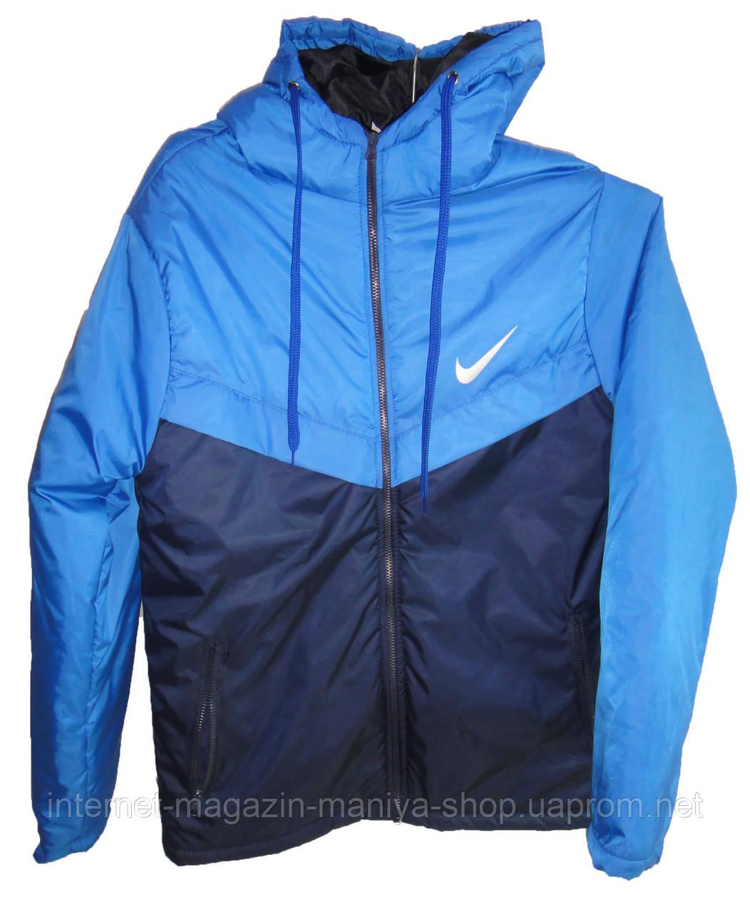 b8f7c1e6 Куртка мужская с капюшоном nike (деми) - купить по лучшей цене в ...