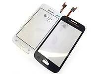 Тачскрин (сенсор) для Samsung G350E Galaxy Star 2 Plus, белый, оригинал (Китай)