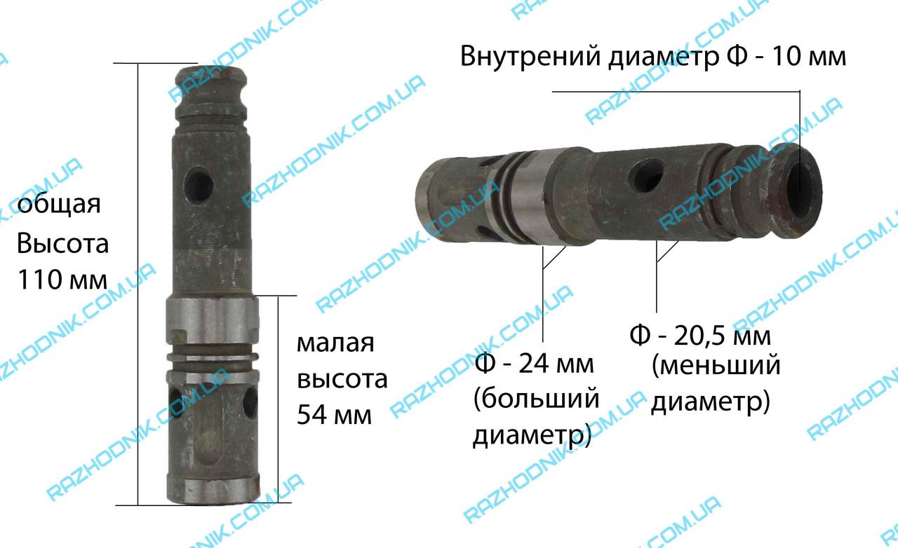 Ствол для перфоратора 24x110 (УНИВЕРСАЛЬНЫЙ)